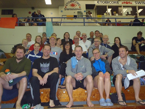 Burlington masters swim club third in ontario - Swimming pools burlington ontario ...