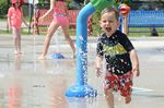 Cookstown's Splash Pad Picnic offers wet, wild fun in Innisfil