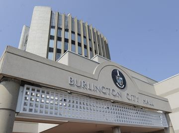 Scavenger hunt highlights Local Government Week in Burlington
