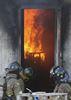 Oakville fire recruits feel the heat