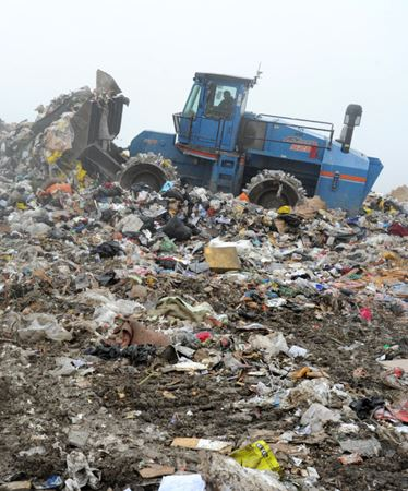 Waterloo landfill