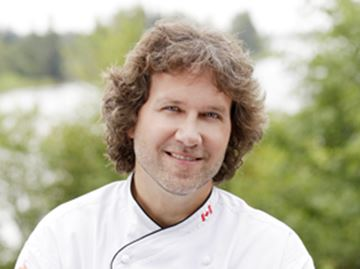 Celebrity chef visits Orillia