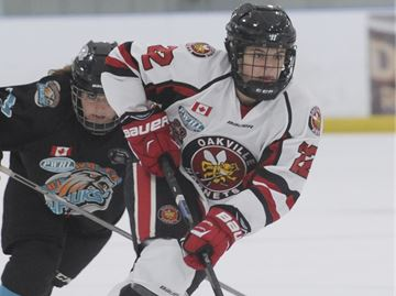 Oakville Hornets advance to PWHL final
