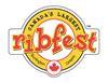 Canada's Largest Ribfest, September 2 - 5, 2016