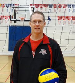 Volleyball builder