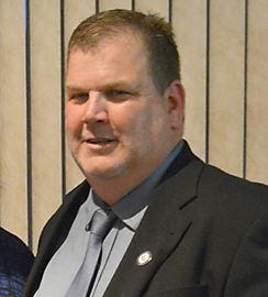 Councillor Dan Yake