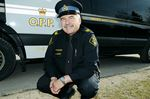 Veteran traffic cop hits road to retirement