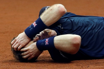 Andy Murray gives Britain Davis Cup title after 79 years-Image1