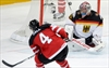 Hall's hat trick leads Canada past Germany-Image1