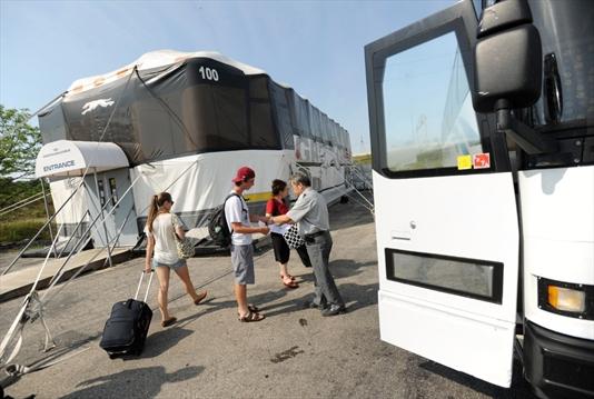 Is Parking Free At Kitchener Sportsworld Bus Terminal