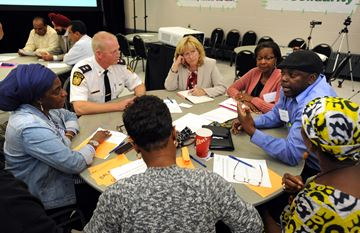 Police Carding Public Meeting