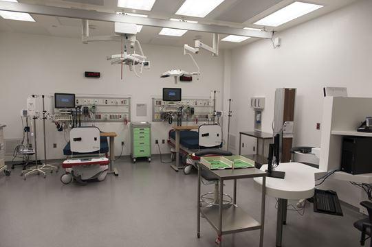Emergency Room At Oakville Trafalgar