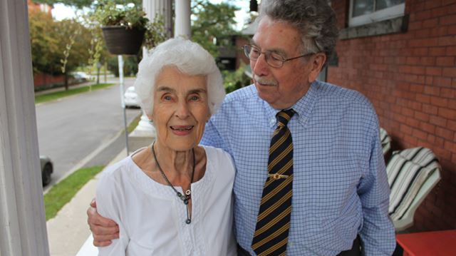 Happy 70 year marriage