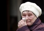 Ukraine tears