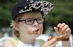 Crowds jam Spencer Smith Park for Canada's largest ribfest