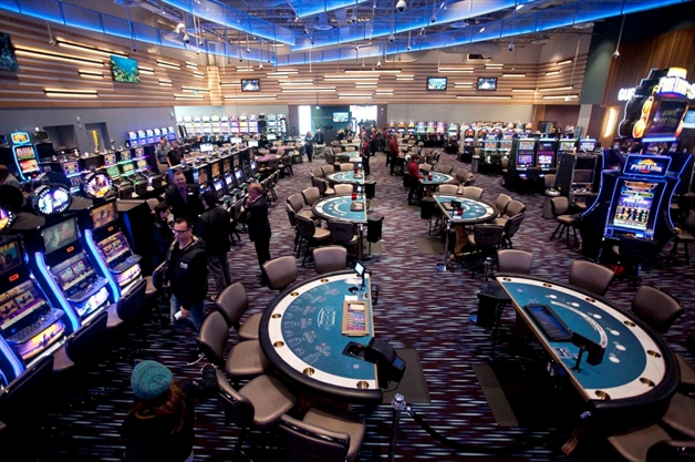 Shorelines Casino Peterborough Buffet