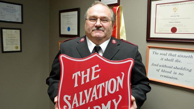 Pastor Rob Hardy
