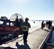 Lake Simcoe rescue - man not in distress