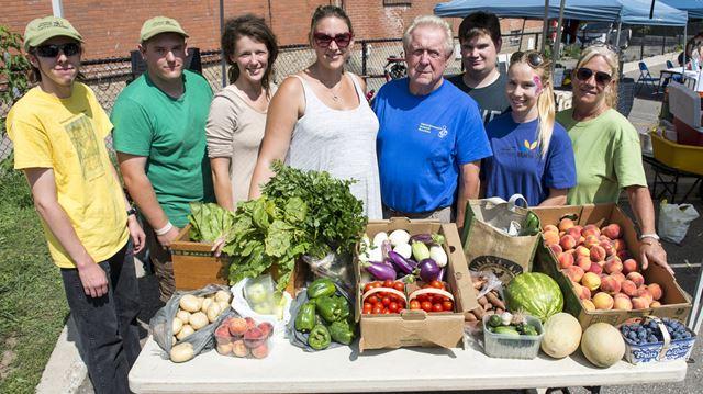 Georgetown Farmers' Market vendors share