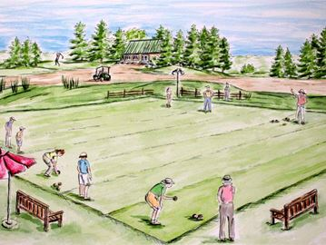 LAWN BOWLING COMING
