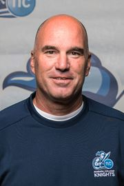 The Niagara College Knights named Phil Mosley its new head coach of its men's basketball team on June 19.