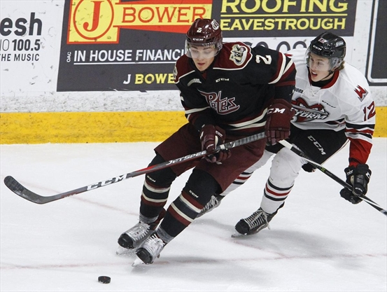Cole Fraser leaving Peterborough Petes to play pro in ECHL