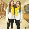 Twin Day leaves Penetanguishene Secondary School students seeing double