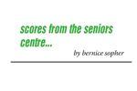 SENIORS' SCORES
