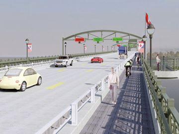 Peace Bridge unveils $80 million in upgrades