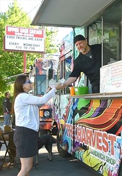 The Harvest Sandwich Shop Food Truck
