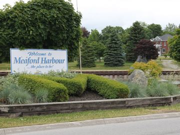 Meaford begins work to improve waterfront