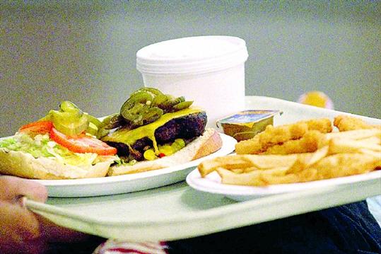 Fast Food Restaurants Should Display Calorie Counts