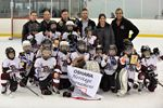 Peterborough Petes Novice Roster Select team