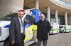 Ambulance to St.Lucia and St.John's Ambulance