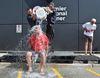 ALS ice bucket challenge reaches Midland