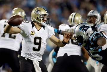 Saints top Panthers 28-10 to take NFC South lead-Image1