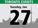 Tuesday, Jan. 27