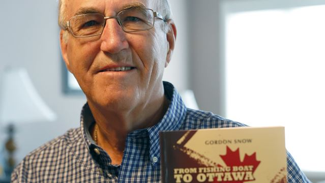 Kanata author gives an insider's account on the collapse of East Coast fishing