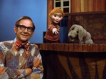 Ten facts about Mr. Dressup and Ernie Coombs