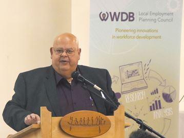 Joe Celestini, Workforce Development Board