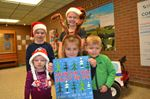 Collingwood school hosts holiday fun fair