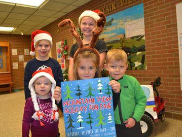 Collingwood school hosts holiday fun fair