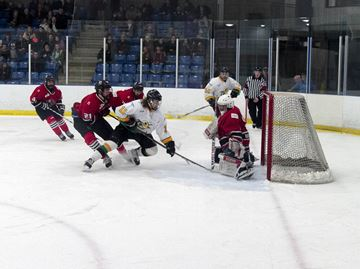 Alliston Hornets in league finals for eighth-straight year