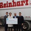 Stayner business donates $25k to Collingwood hospital