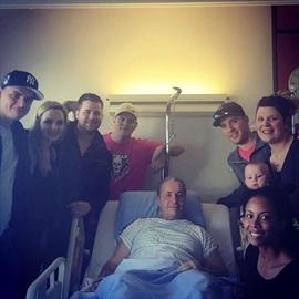 Pro wrestler Bret Hart undergoes cancer surgery-Image1