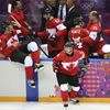 Canadian Olympic hockey team