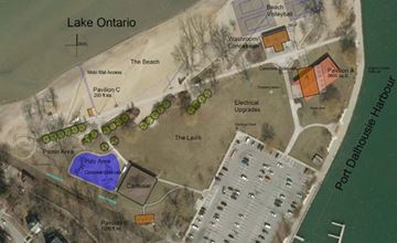 Lakeside Park construction public meeting rescheduled to March 24