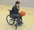 Wheelchair basketball pilot project - March 21, 2015