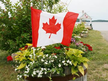CANADA DAY 2015 IN DWIGHT