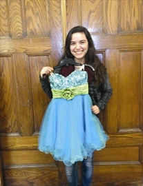 The ROOTS club are collecting new or gently used dresses suitable for Grade 8 or Grade 12 grad- prom. They ask the public to please consider helping girls who are hoping to find their dream dress.